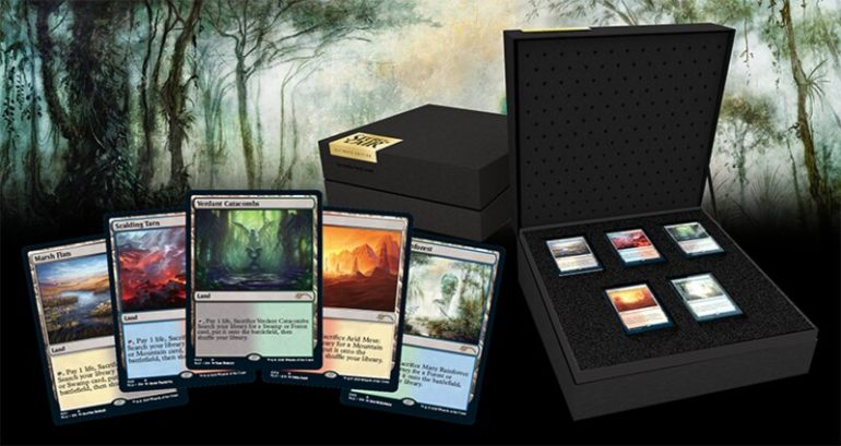 MTG reimprime cinco fetchlands en la Secret Lair Ultimate Edition ...