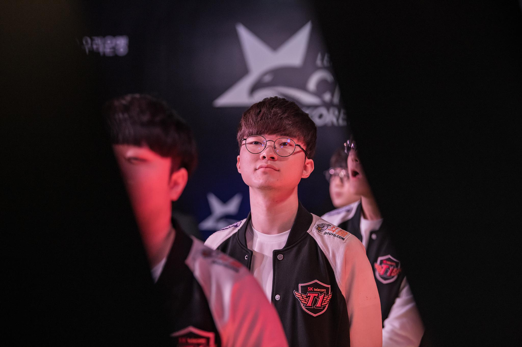 La LCK coreana vuelve el 25 de marzo