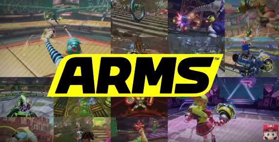 El próximo luchador DLC de Super Smash Bros. Ultimate será un personaje de ARMS