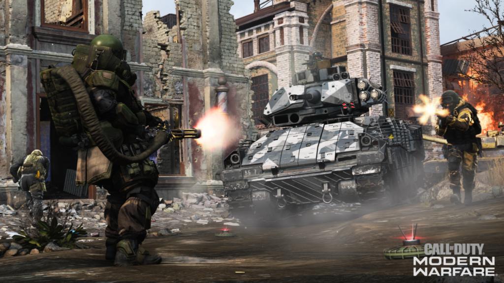 Notas del parche 1.18 de Call of Duty: Modern Warfare
