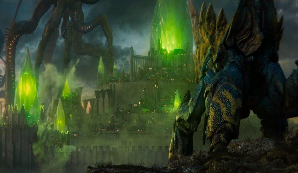 MTG lleva a Godzilla al set Ikoria: Mundo de Behemots