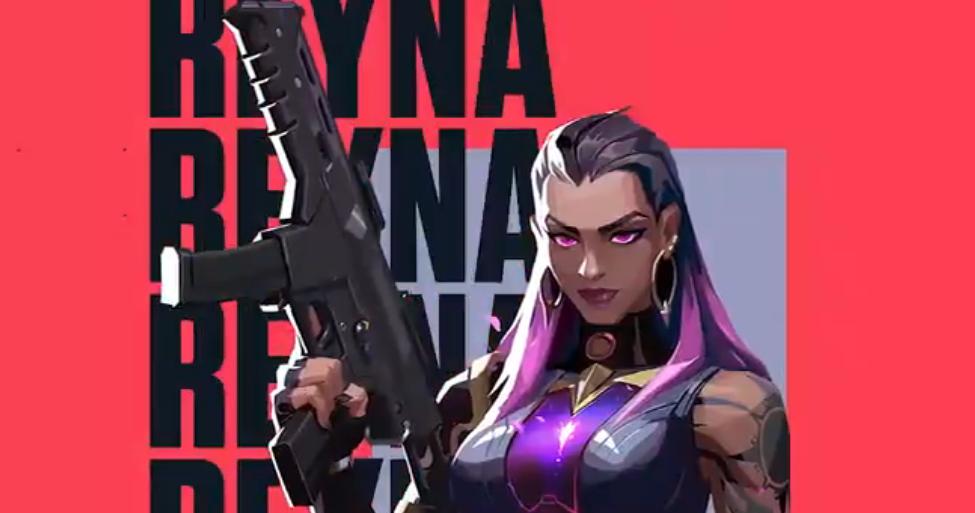 El diseñador de personajes de VALORANT detalla las habilidades de Reyna